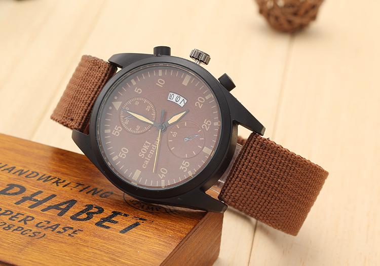brand sport watches fashion casual quartz