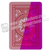 Xf италия Modiano покер 4 джамбо пластиковые игральные карты, Отмечены карточками для контактных линз магия покер, Тонкие линзы, Обмануть , чтобы выиграть