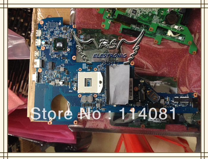 wholesale for hp DV4-4000 650485-001 HM65 laptop motherboard/system board /mainboard,qulity goods<br><br>Aliexpress