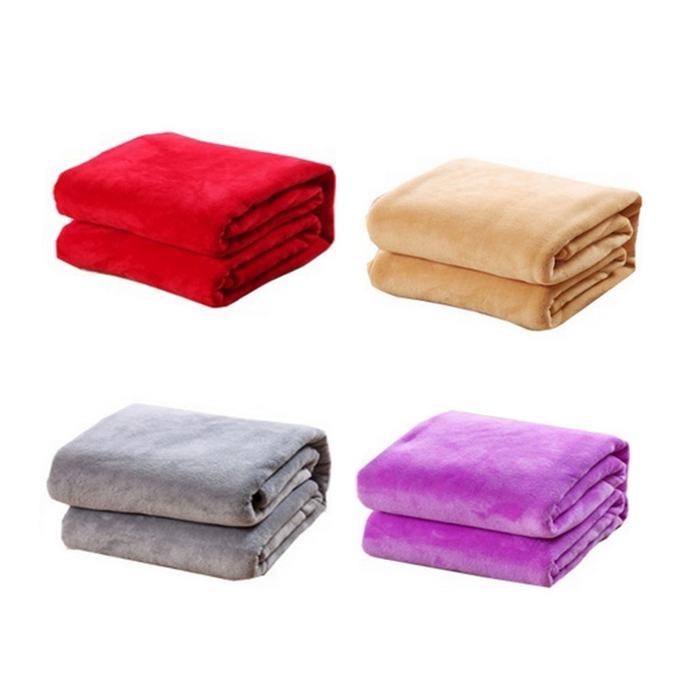 2016 new Flannel Sheets Quilt Soft Fashion Brand Bedclothes Coral Fleece Blanket Flannel Blanket(China (Mainland))