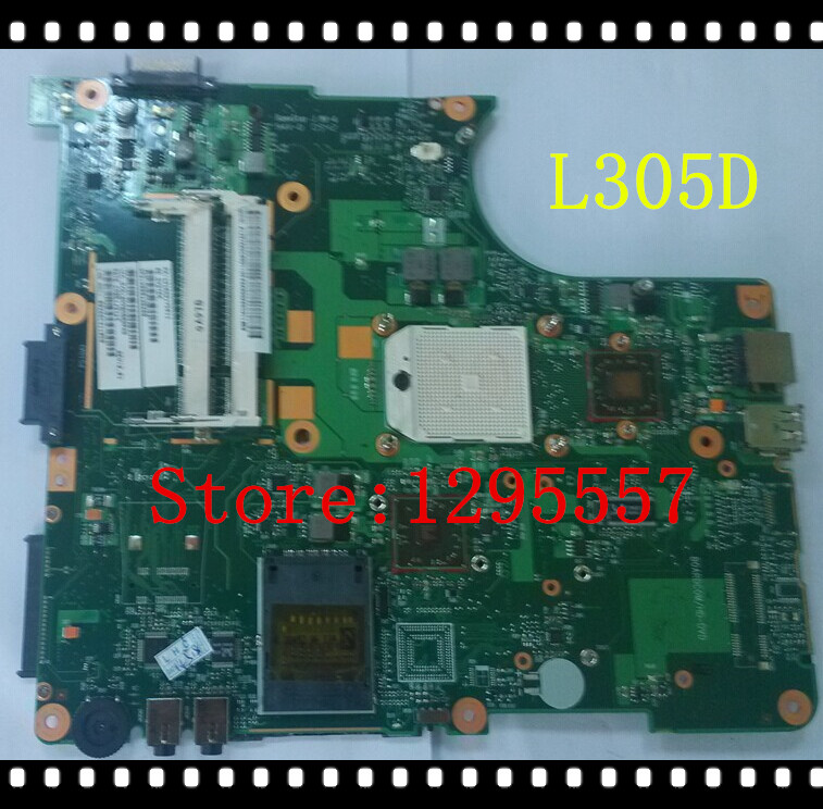 V000138200 For Toshiba Satellite L305D Motherboard 6050A2323101-MB-A01 100% fully tested(China (Mainland))