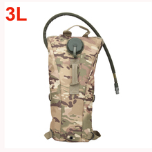 Buy Hydration camelback Bicycle Camping Hiking Climbing Hunt Rucksack Outdoor Sport Bike Backpack + 3L TPU Camping Hiking water Bag for $15.77 in AliExpress store