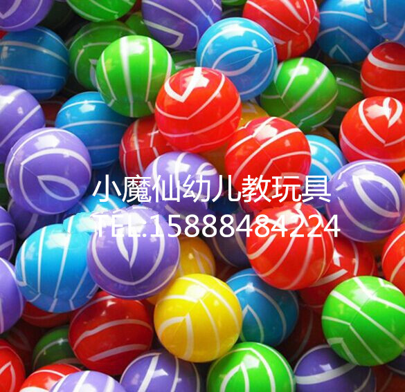 Two-color ocean ball wave ball thickening version of ocean ball(China (Mainland))