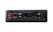 Hot selling Car Audio Stereo In Dash FM With Mp3 Player USB SD Input AUX Receiver 1235(China (Mainland))