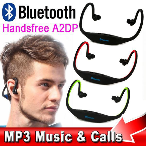Wireless Bluetooth 4.0 Sport Stereo Headset headphone Neckband With MIC Handfree For iPhone 6 6s plus LG Android<br><br>Aliexpress