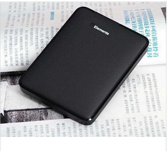 "HDD Elements External Hard Drive HDD mobile hard disk USB 3.0 1TB 2TB sata 2.5"" Internal Portable laptop Exempt postage(China (Mainland))"
