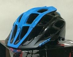2015 new Flux Fox MTB Mountain Bike Bicycle Cycling Helmet Fox Flux Helmet EPS+PC Bike Helmet Free Shipping(China (Mainland))