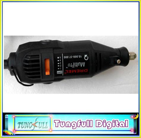2014 NEW EU plug 220V 180W speed Dremel rotary tool of power tools mini drill mini