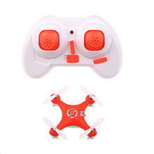 High Quality CX-10 Mini Drone RC Quadcopter 2.4G 4CH 6 Axis Gyro 360 Degree Stunt RC Helicopter Funny Electronic Toy for Kids