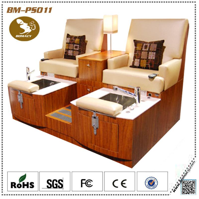 2015 portable comfortable spa pedicure chair for nail for Salon confortable