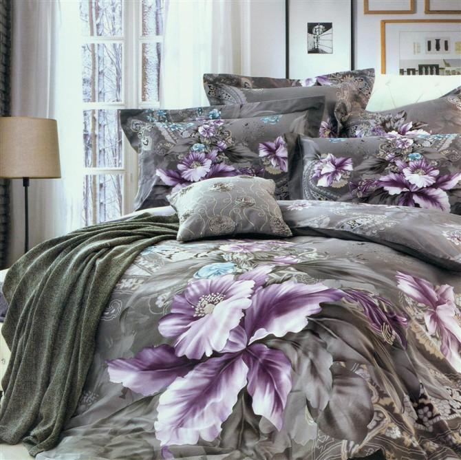 2013 New Beautiful 100 Cotton 4pc Doona Duvet Quilt Cover