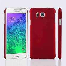 Buy Fashion Frosted Matte Plastic Hard sFor Samsung Galaxy Alpha Case Samsung Galaxy Alpha G850 G850F G8508S Phone Case Cover for $1.98 in AliExpress store