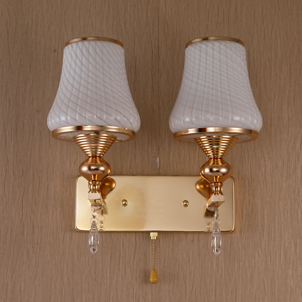 Crystal Wall Sconce With Switch : Popular Crystal Wall Sconces-Buy Cheap Crystal Wall Sconces lots from China Crystal Wall Sconces ...