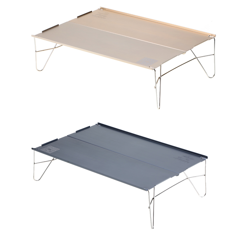 Lightweight Outdoor Tables Portable Compact Folding Table Aluminum Foldable Table for Outdoor Picnic Camping(China (Mainland))