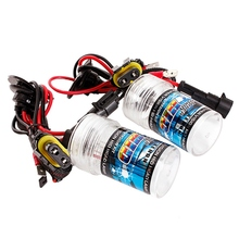 Hot Sale 2x H7 55W Xenon for HID Replacement Kit Car Auto Headlight Light 4300K 5000K 6000K 10000K 15000K 30000K Lamp Bulb 12V(China (Mainland))