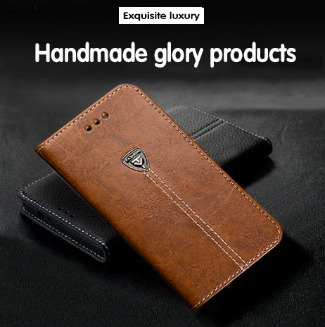 Hot Fashion Luxury high quality creative flip stents leather cell phone back cover kfor htc desire v t328w / desire x t328e case(China (Mainland))