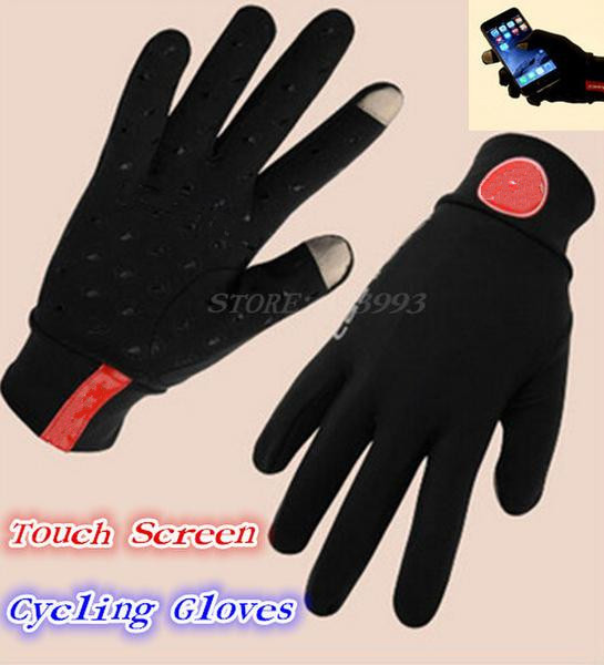 New Arrival 2015 Spring Autumn winter CAST Cycling Gloves Warm Bike Bicycle Sports Full Finger Glove Size S-XXL(China (Mainland))