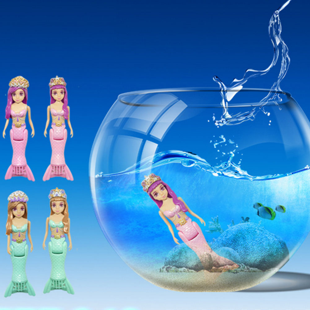 Marine Elves Magic Swim Body Graceful Doll Mermaid Remote Rc Underwater In Dolls From Toys