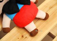 кукла куклы DIY ткань кусок Джо творческой ручной работы ткань кукла мило diy материалов пакет