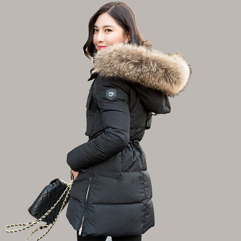 Hooded Winter Coats Women
