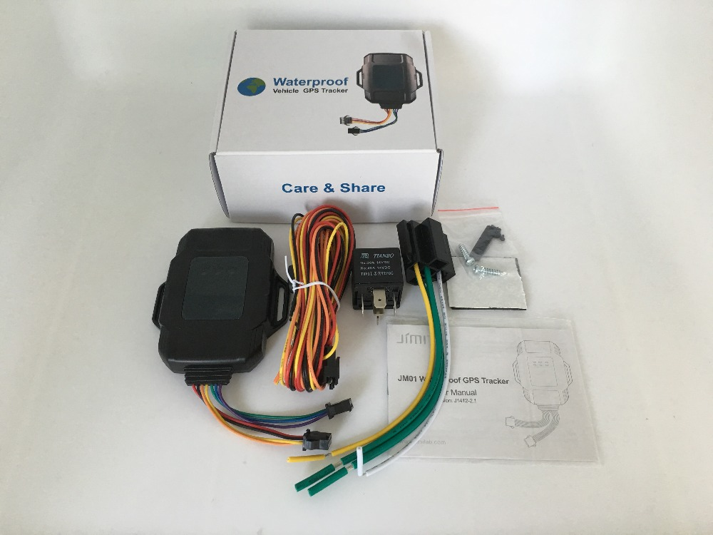 motorcycle gps tracker Function and Gps Tracker Type gps tracker for motorcycle GT100 ,JM01(China (Mainland))
