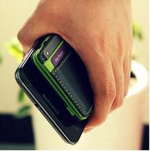 2014 South Korea magic wallet New Mens MAGIC MONEY clips for men purse orange green size