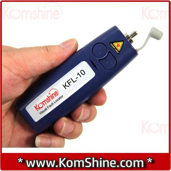 Fiber-Optic-Visual-Fault-Locator-Komshine-KFL-10-Tribrer-BML-205-BML-206
