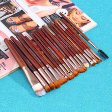 20Pcs Professional Makeup Brushes beauty Cosmetics Tools Brush Foundation Eyeshadow Lip Brush Make Up Brush Set maquiagem