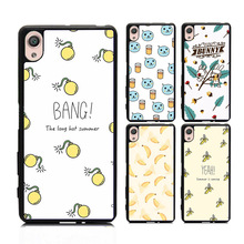 Buy Sony Xperia X Case, 3D Banana Cat Emoji Cartoon Painting Soft Silicon + Hard Plastic Back Cover Case Sony Xperia XZ for $4.98 in AliExpress store