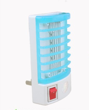 Electric Anti Insect Mosquito Bug Killer Repeller Summer Night Light Zapper Mini LED Lamp US Plug 110V Children Protection(China (Mainland))