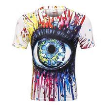 2019 Новинка Мужская 3D футболка банки пива печатных хип хоп Crewneck короткий рукав мужчины/женщины футболки топы оптом мужская рубашка(China)