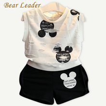 Buy Bear Leader Girls Clothes 2016 Summer Style Boys Clothing Sets Cartoon Print T-shirt+Short 2Pcs Kids Clothes 3-7Y Children for $9.98 in AliExpress store