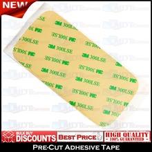 New! Pre Cut 3M Adhesive Sticker Glue Strip Tape for Samsung Galaxy S3 SIII III I9300 T999 L710 I747 I535(China (Mainland))