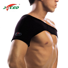 Russia Line Summer fitness gear with warm cervical shoulder muscle pains protection of straps one shoulder support 1310(China (Mainland))