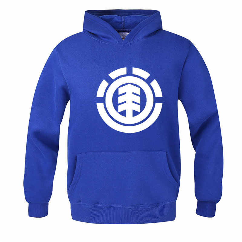 2016 Winter Men's Skateboard Element Hoodies Men Hip Hop Sweatshirts Man Fleece Hoody Pullover Sportswear Clothing(China (Mainland))