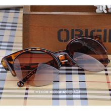 Free shiping 2015 Vogue Fashion Glasses Vintage Sunglasses Brand Designer Feminino Women Original 6