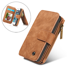 Luxury Case For iPhone5 5S SE Wallet Case Flip Book Style Mobile Phone Bag Cases Vintage Leather Case for iPhone 6 6s plus Coque(China (Mainland))