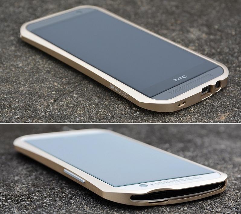 все цены на Чехол для для мобильных телефонов Oem DEVILCASE HTC M8 CNC 1 for HTC One(M8) онлайн