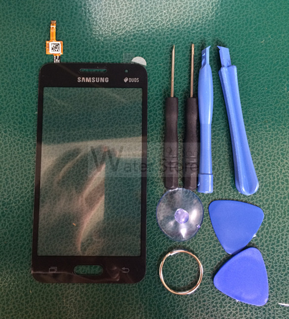 Original New LCD Touch Screen Glass For Samsung Galaxy Core2 G355h G355 Touch Screen Digitizer Touch Panel,Free Shipping