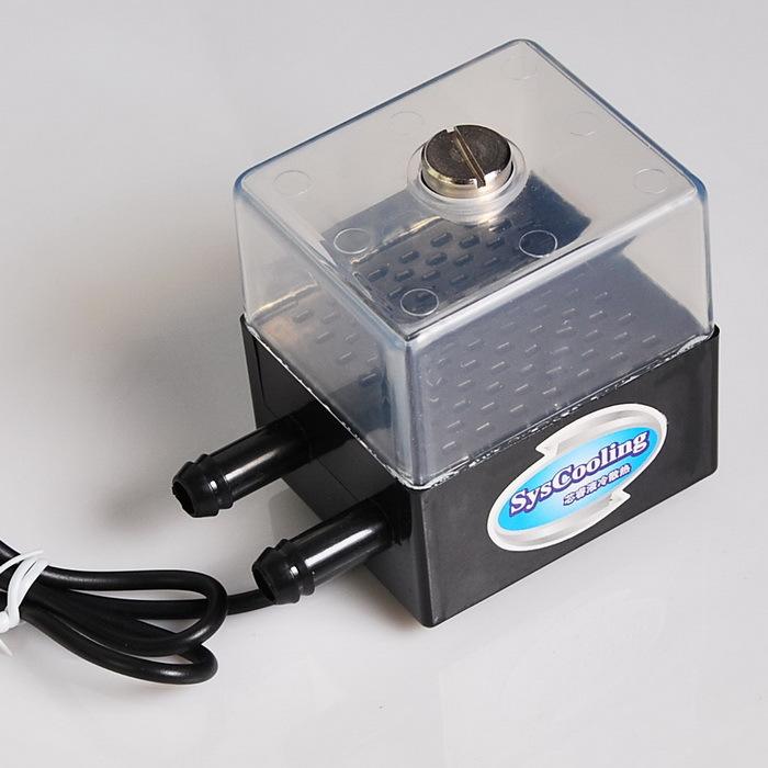 Помпа для водяного охлаждения компьютера своими руками