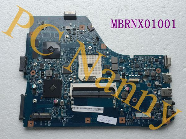 MBRNX01001 MB.RNX01.001 FOR ACER 5560 5560G laptop motherboard DDR3 Non-Integrated with good quality(China (Mainland))