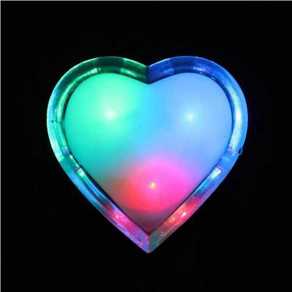 FreeTown Romantic Mini Multicolor LED Night Sleep Light Twilight Lamp(China (Mainland))