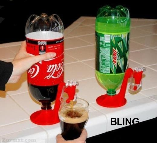 10pcs/lot Fizz Saver Soft Drink Beverage Dispenser Retail Box Free CN Post Shipping As Seen On TV Only $32.99 With Retail Box(China (Mainland))