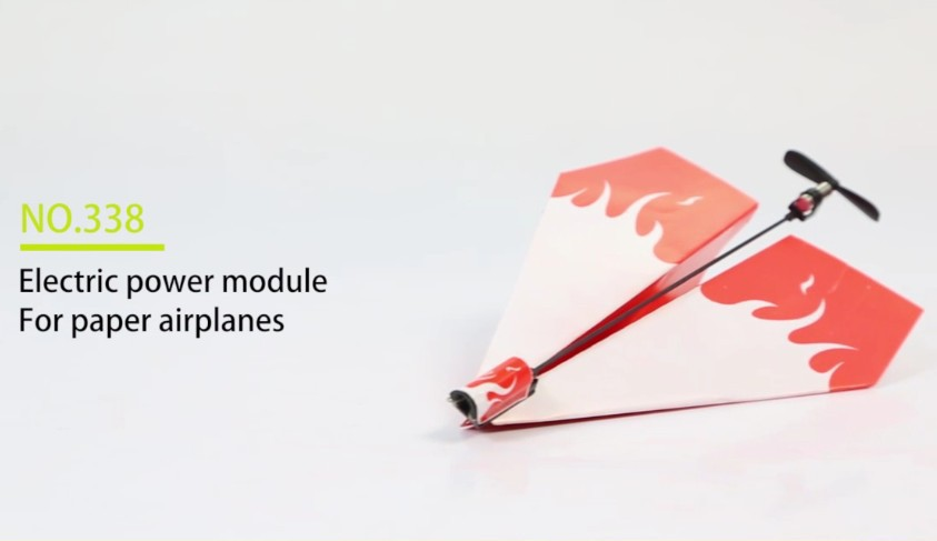 2015 new rc electric paper airplane remote control airplane Educational model airplane Fashion Toys for children gifts wholesale(China (Mainland))