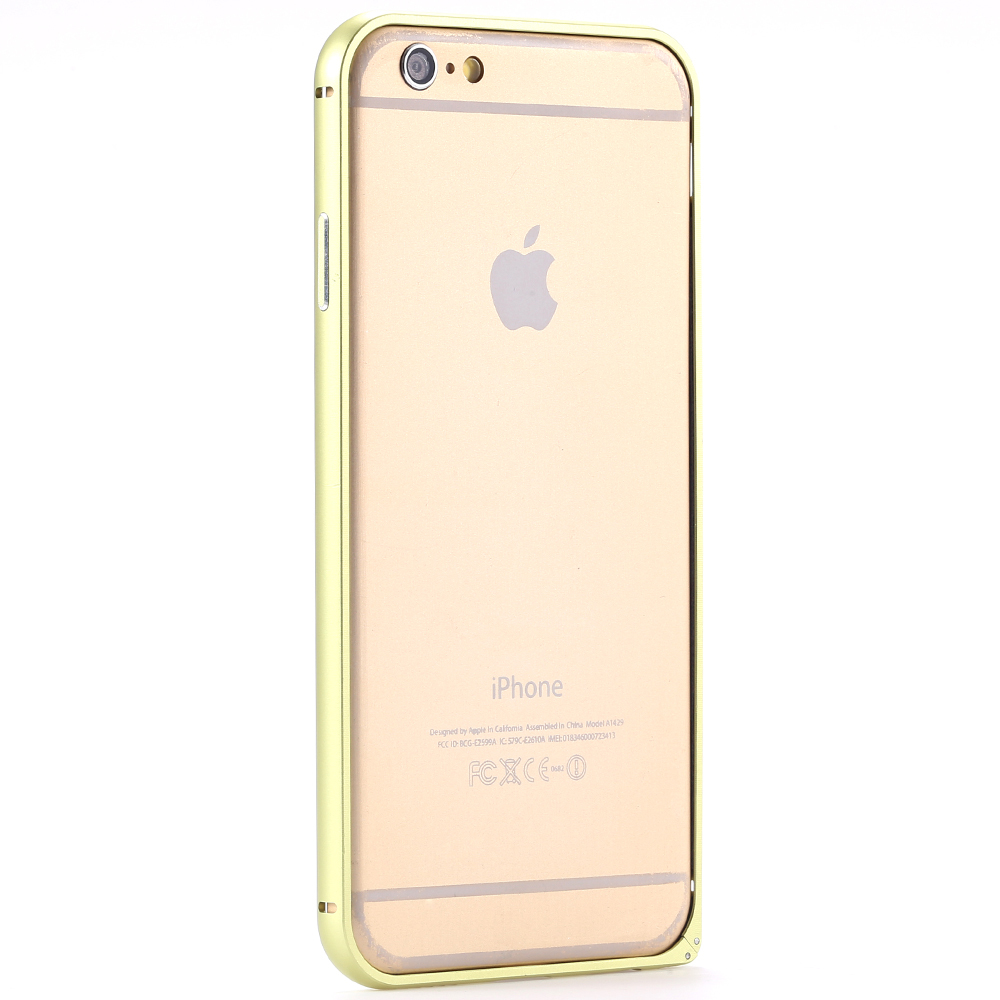 New!!! For Apple iPhone 6 6s Bumper Luxury Aluminum Metal Cell Phone Protective Cases Covers For Apple iPhone6s 4.7'' YXF04363(China (Mainland))