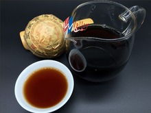 Chinese yunnan puer tea the old puerh 100g Bowl pu er tuocha ripe pu erh tea