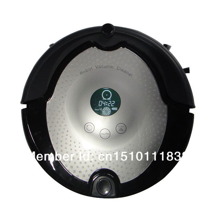 Qualified Robot Vacuum Cleaner A360 Self-adjusting Robot Cleaning Floor Machine(China (Mainland))