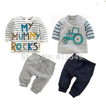 Комплект одежды для мальчиков Baby clothing 2015 + = baby baby clothes комплект одежды для мальчиков non baby clothing sets
