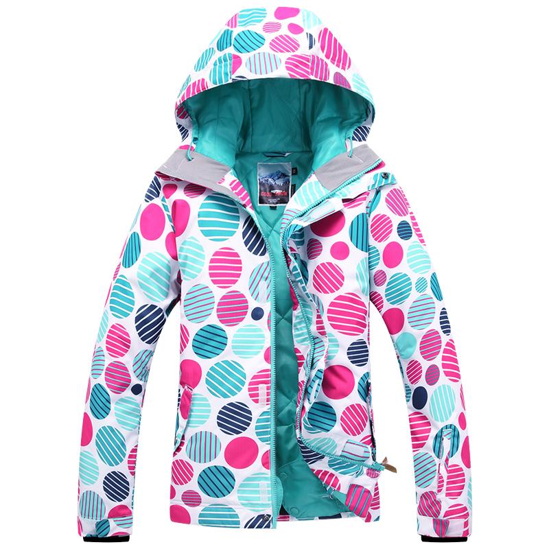 Free shipping chaquetas de esqui Gsou snow  skis for skiing women womens skiing hiking clothing top outdoor snowboard jacket<br><br>Aliexpress