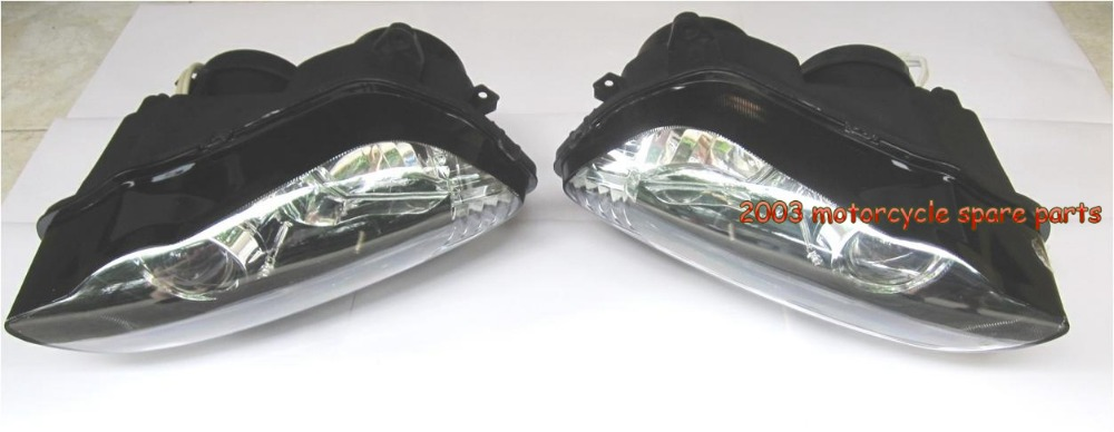 Motorcycle Front Headlight Housing For Yamaha YZF R1 2004 2005 2006 Clear Lens FHLYA005<br><br>Aliexpress